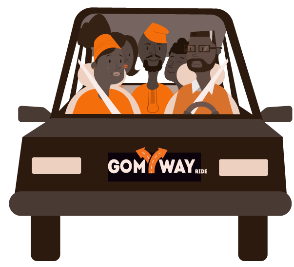GoMyWayRide for riders